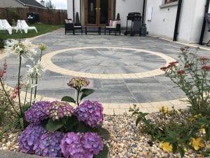 Historic Circle with ra