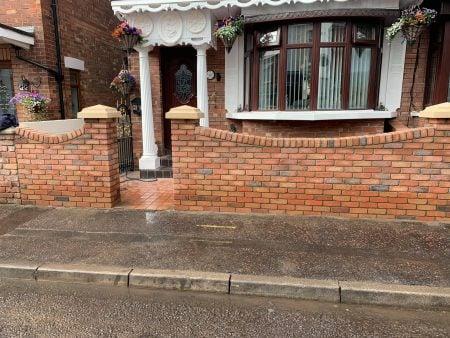 Lansdowne Heather Facing Brick