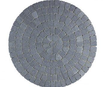 Tegula Circle Charcoal
