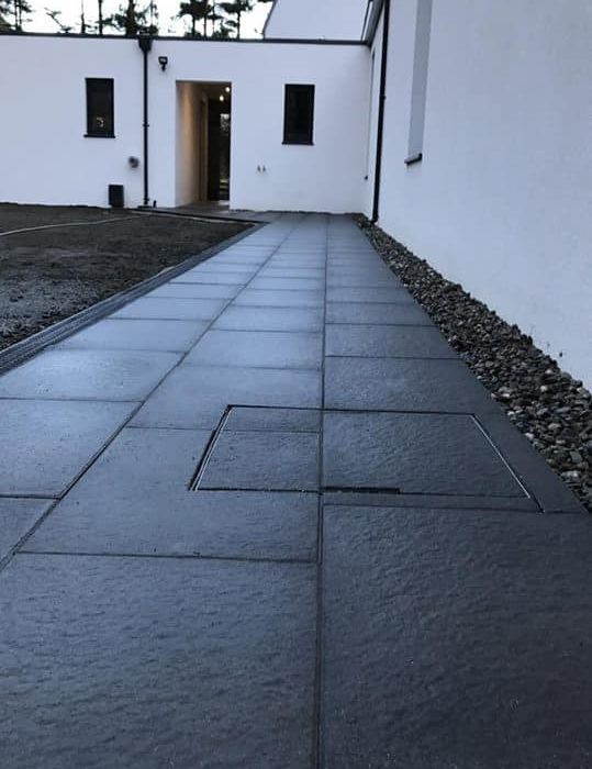 tobermore beaufort flags charcoal stephen gibson paving mytobermore