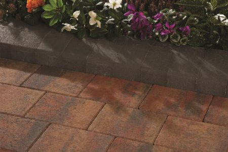 Tobermore Kerb Large Charcoal