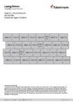 Tobermore Laying Pattern Tegula Trio 80mm Mix Stretcherbond
