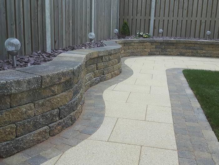 tobermore mayfair sandstone tegula setts bracken secura lite bracken landy landscapes mytobermore