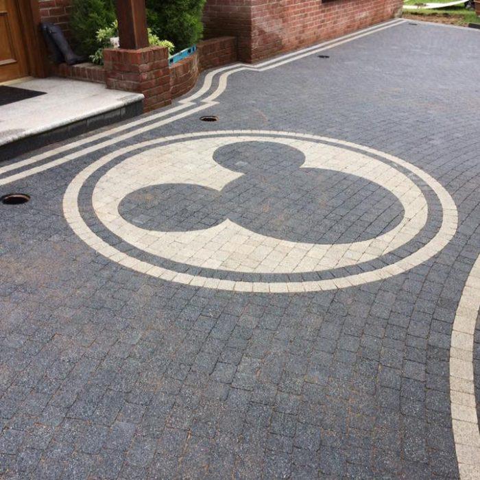 tobermore sienna setts graphite sandstone brian cowin ltd mytobermore