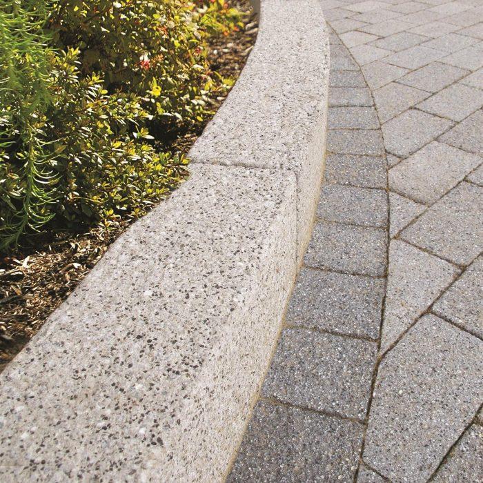 tobermore sienna setts graphite country kerb granite aggregate