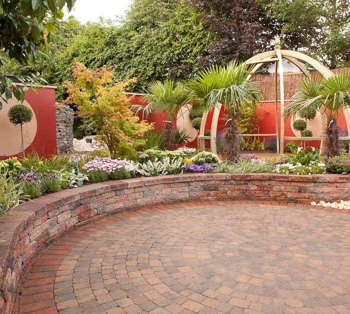 tobermore tegula circle bracken pedesta heather secura lite heather drummond landscaping mytobermore