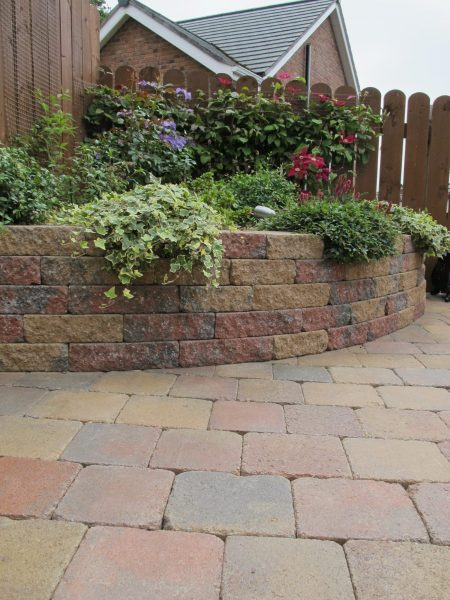 Tobermore Secura Lite Heather with Tegula Heather