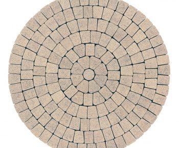 Sienna Circle Sandstone