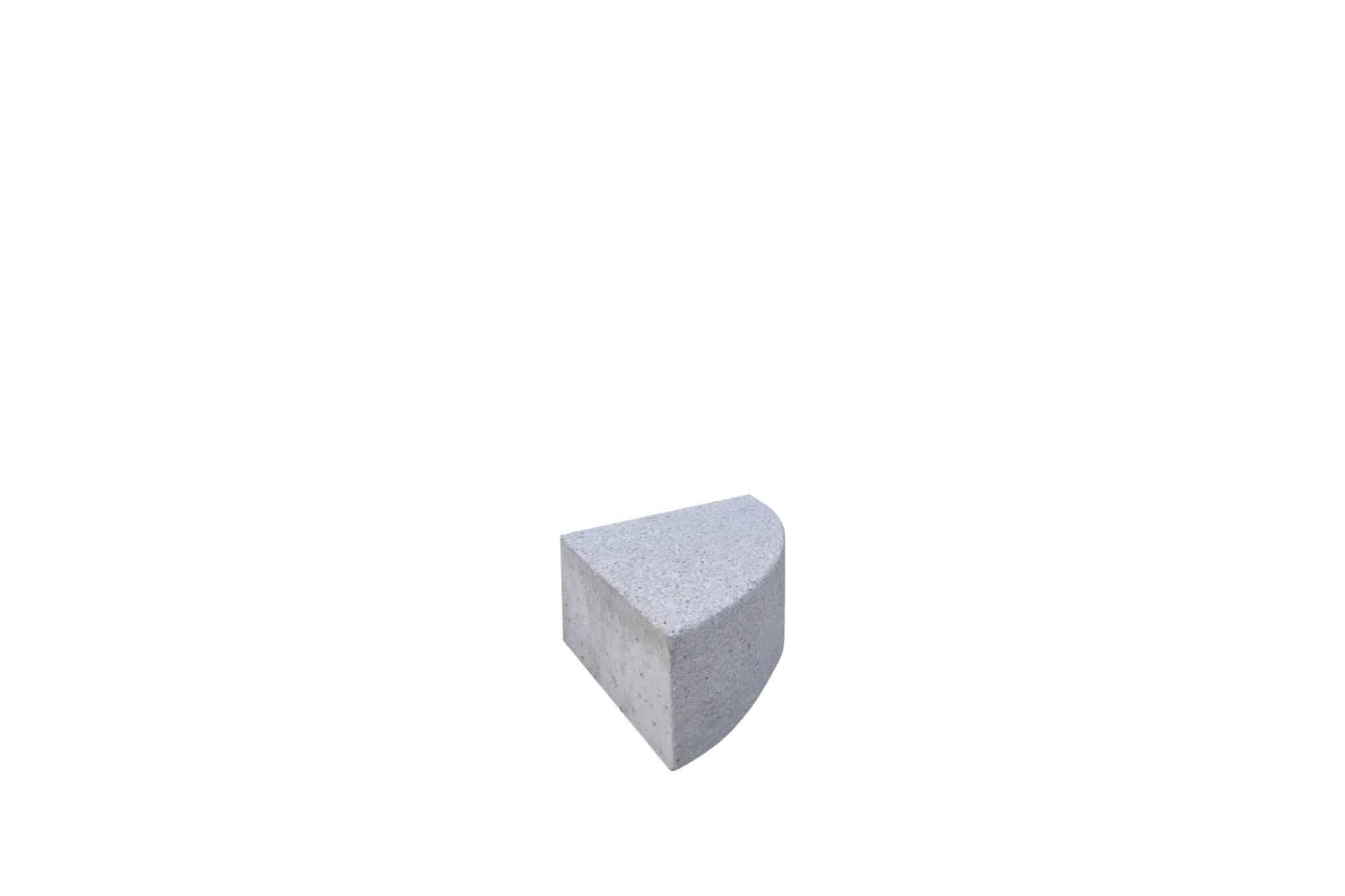 tobermore quadrant kerb natural