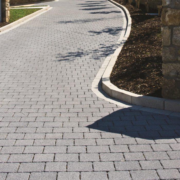 tobermore dalkey avenue hydropave sienna duo graphite sienna silver country kerb granite