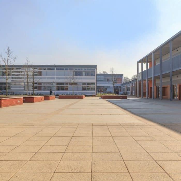 tobermore fusion sandstone calthorpe park school fleet