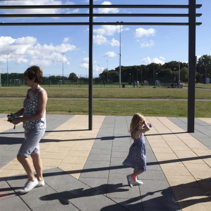 tobermore mayfair flags graphite sandstone middlesbrough sport village