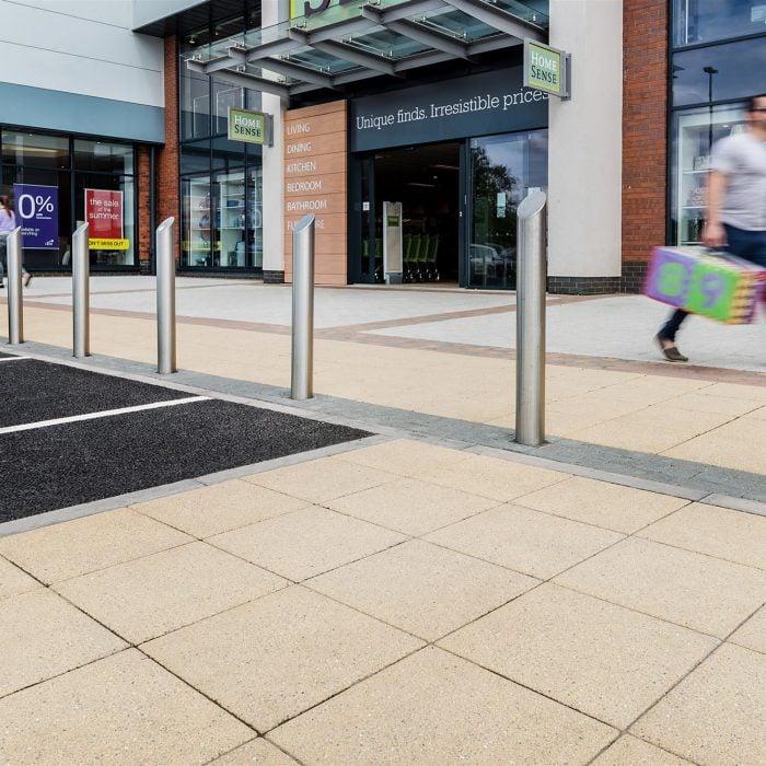 tobermore mayfair flags sandstone tegula setts charcoal gallagher retail park cheltenham