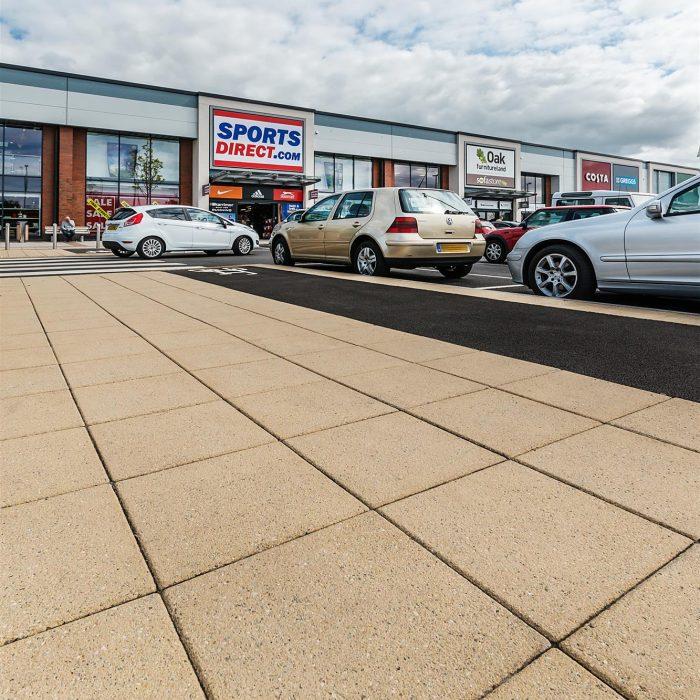 tobermore mayfair flags sandstone gallagher retail park cheltenham