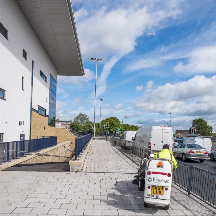 tobermore mayfair flags silver huddersfield leisure centre
