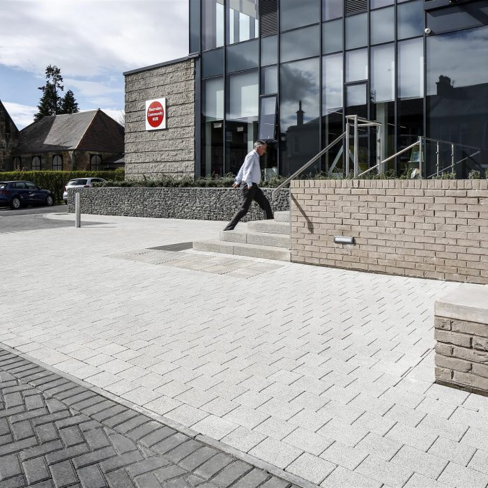 tobermore sienna duo silver hydropave 240 charcoal bearsden community hub east dunbartonshire