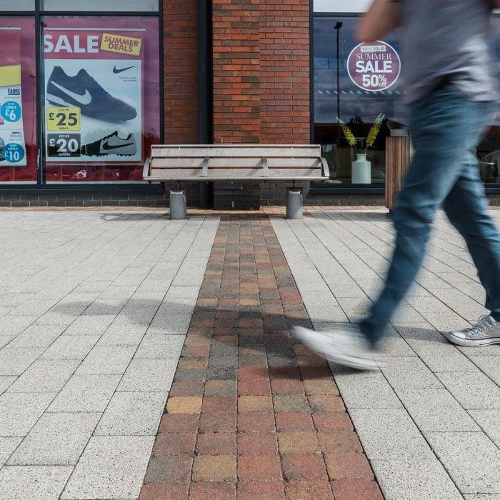 tobermore sienna silver tegula setts heather gallagher retail park cheltenham