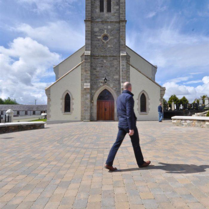 tobermore tegula bracken st. patricks church castlederg
