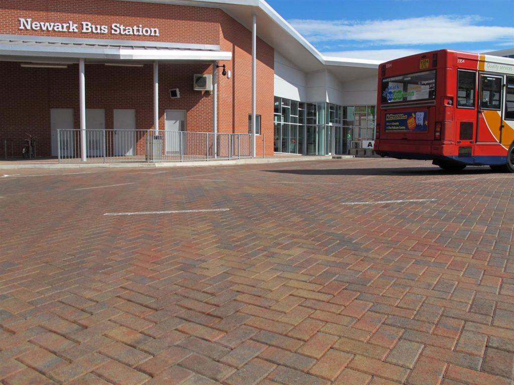 tobermore pedesta heather newark bus station nottinghamshire